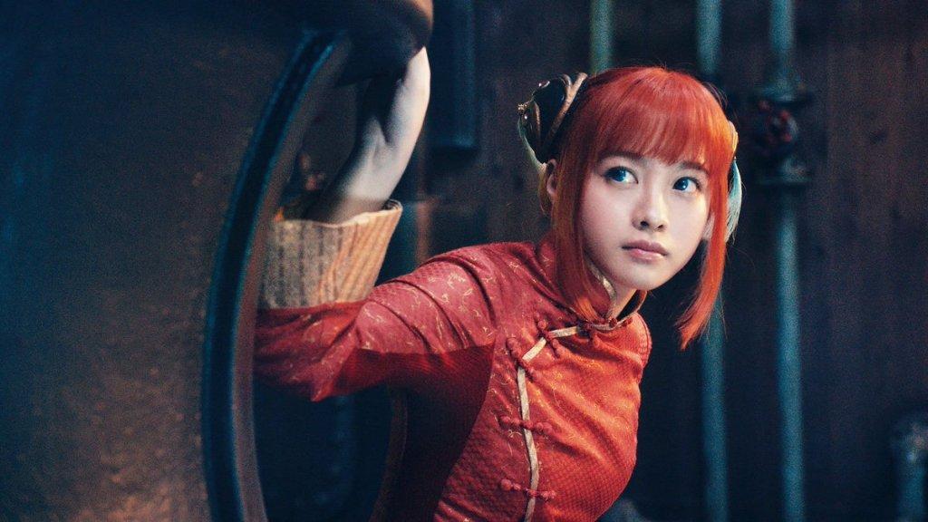 Live-action Gintama actress Kanna Hashimoto reveals her manga recommendations