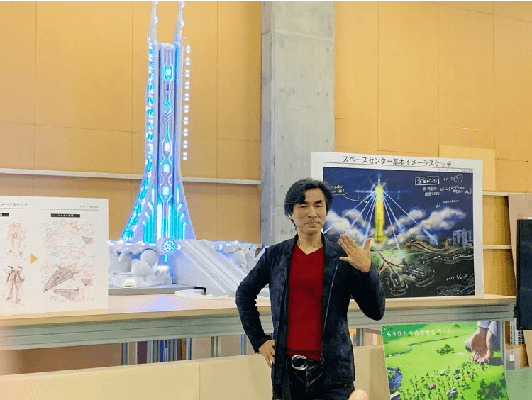 Macross creator Shoji Kawamori now Chief Creative Officer of Small Worlds Theme Park