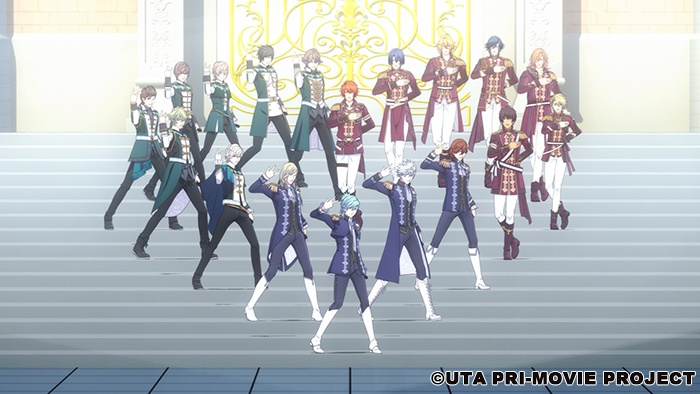 Uta no Prince Sama Maji Love Kingdom film wins TAAF 2020 Anime Fan Award