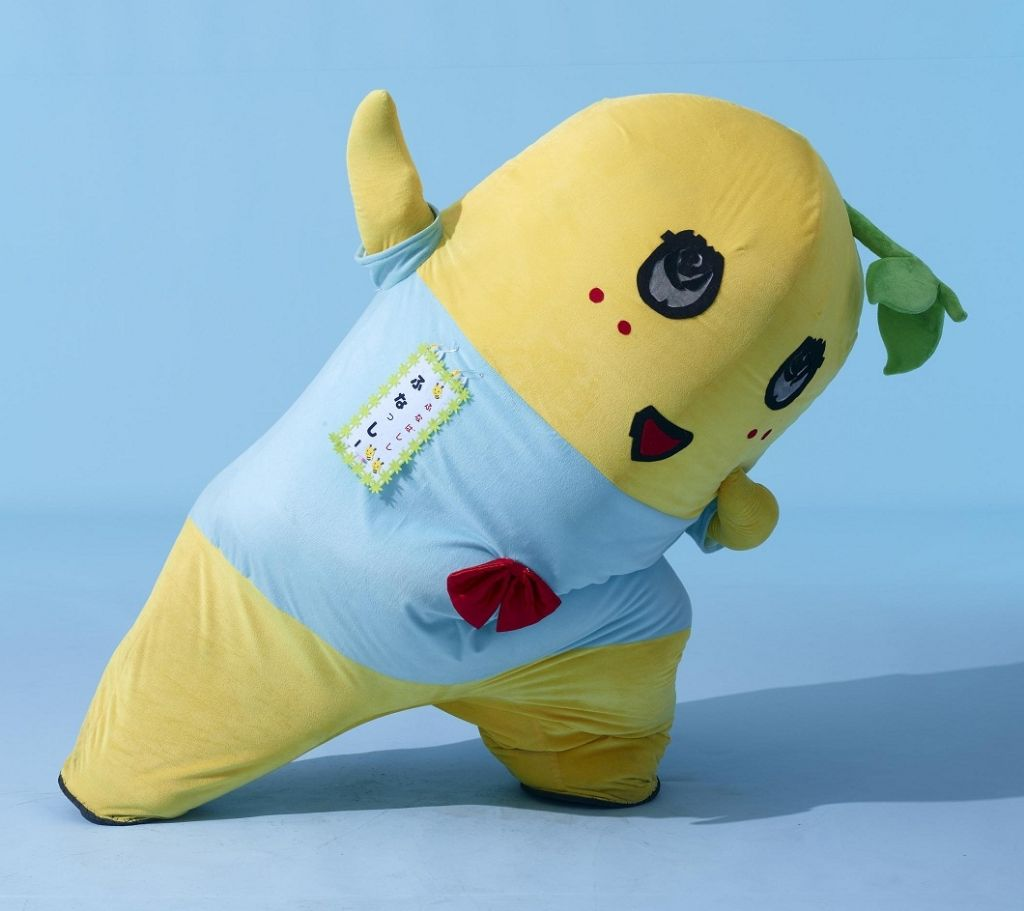 Infamous Mascot Funassyi talks about why it isn't appearing on TV as much anymore