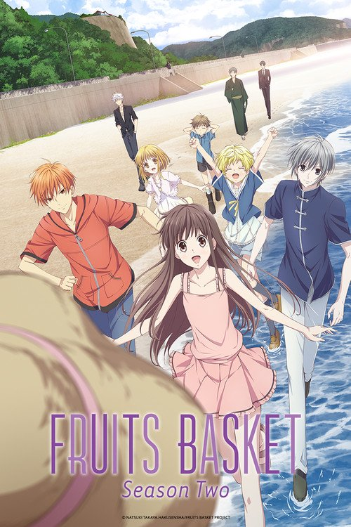 Fruits Basket Season 2 reveals release date and visual