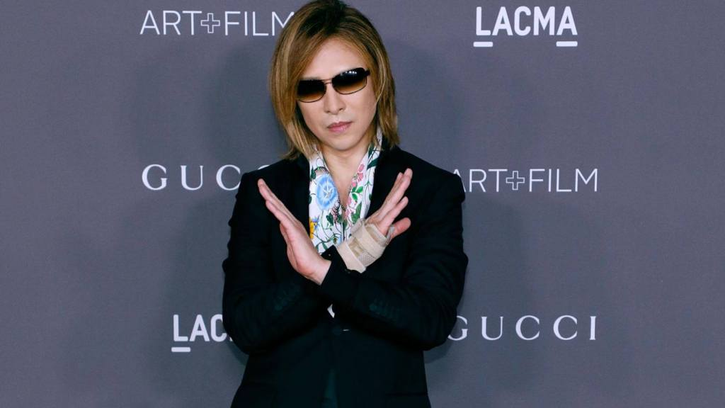 X Japan's YOSHIKI donates US$100,000 to music industry workers affected by COVID-19