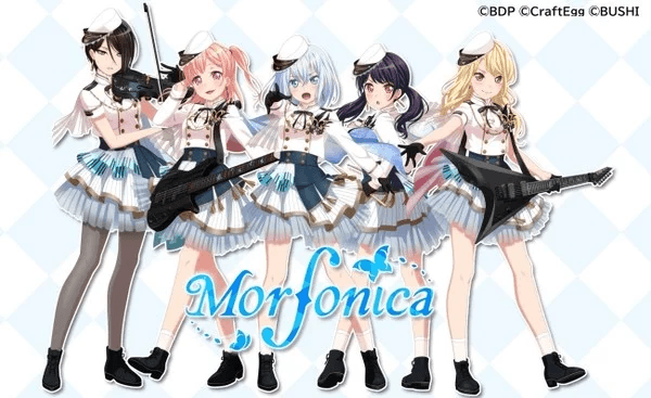BanG Dream! Announces New Band Morfonica