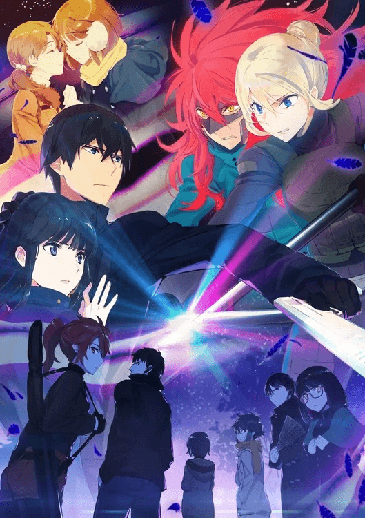 The Irregular at Magic High School Anime Season 2 unleashes first full PV and key visual