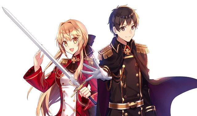 """How a Realist Hero Rebuilt the Kingdom"" Anime Adaptation Announced"