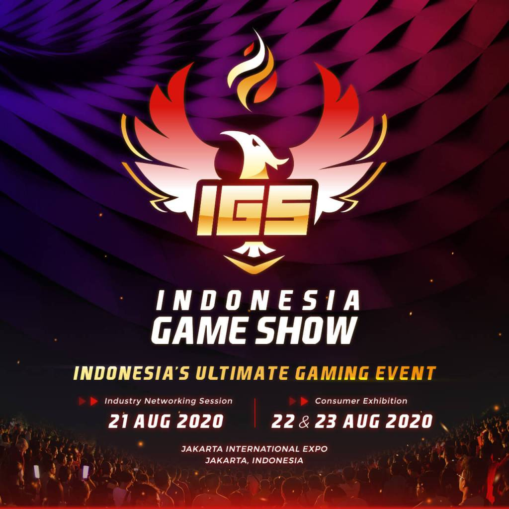 [POSTPONED] Indonesia Game Show 2020