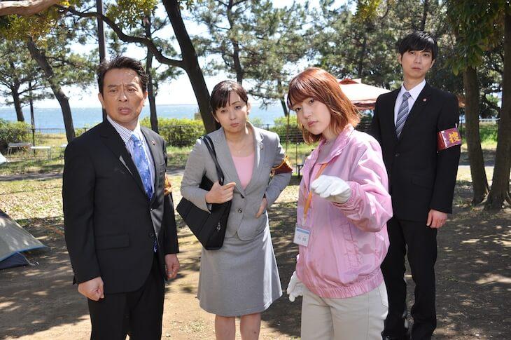 "Maaya Uchida Guest Stars in ""Keishichou Sousa Ichikachou 2020"""