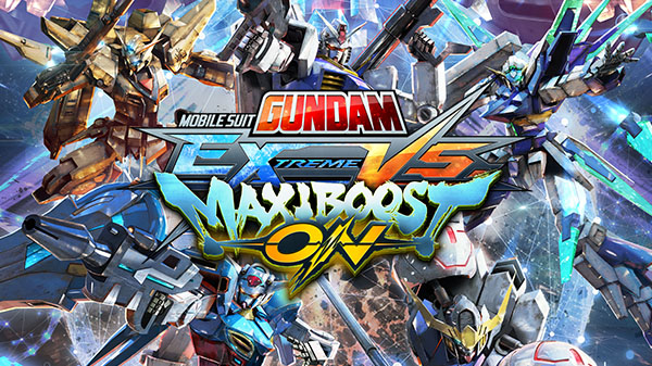 """""""MOBILE SUIT GUNDAM EXTREME VS. MAXIBOOST ON"""" Free Demos Scheduled 20th June Onwards!"""