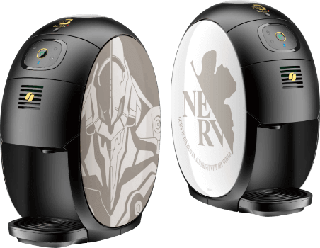 "You Can (Not) Resist This Nestle x ""Evangelion"" Coffee Machine!"