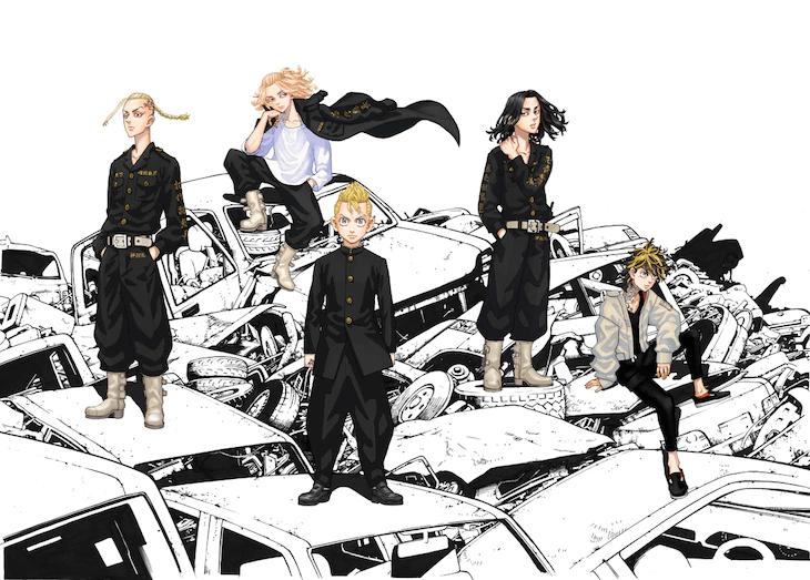 """Tokyo Revengers"" Gets TV Anime Adaptation in 2021"