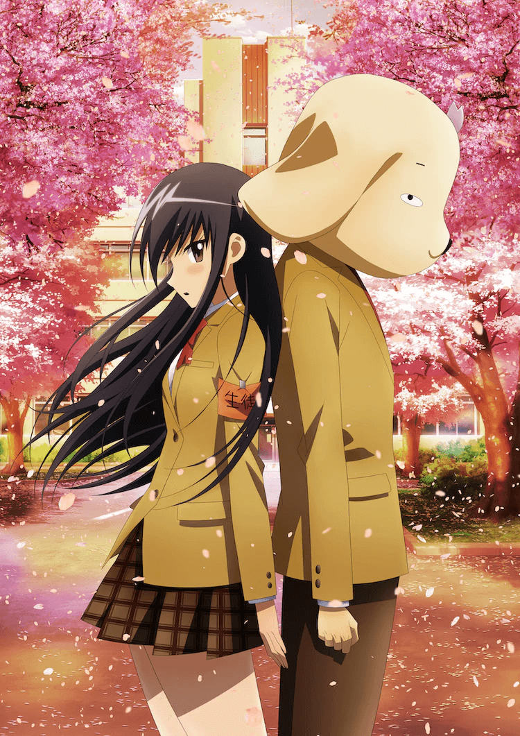 """Seitokai Yakuindomo The Movie 2"" Film Gets January 2021 Release Date"