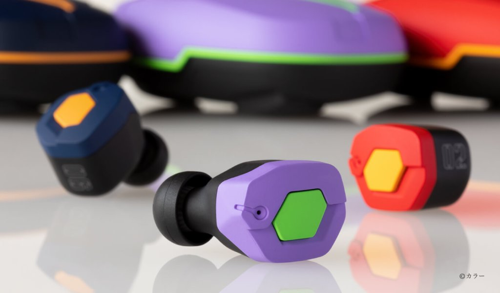 "final to Release ""Eva""-themed Wireless Earbuds Early August"