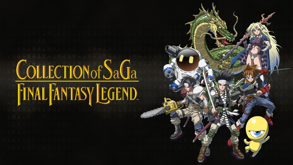 """SaGa FINAL FANTASY LEGEND"" Out on the Switch for its 30th Anniversary"