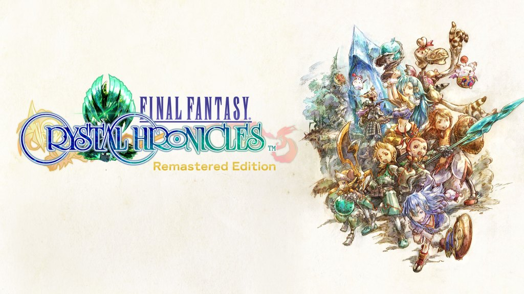 """FINAL FANTASY CRYSTAL CHRONICLES Remastered Edition"" Drops Today on the Switch!"