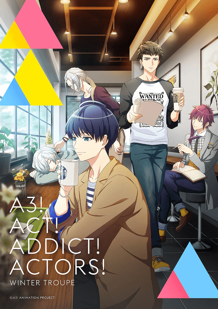 """Ladies, Mark Your Calendars — """"A3!"""" Autumn & Winter Season Out 12th October!"""
