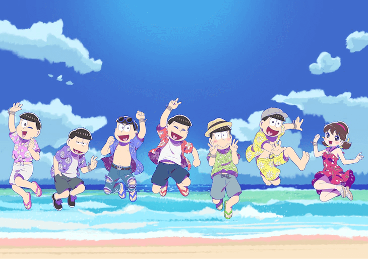 """""""Osomatsu-san"""" Online Event Slated for 25th September, Ahead of S3 Broadcast!"""