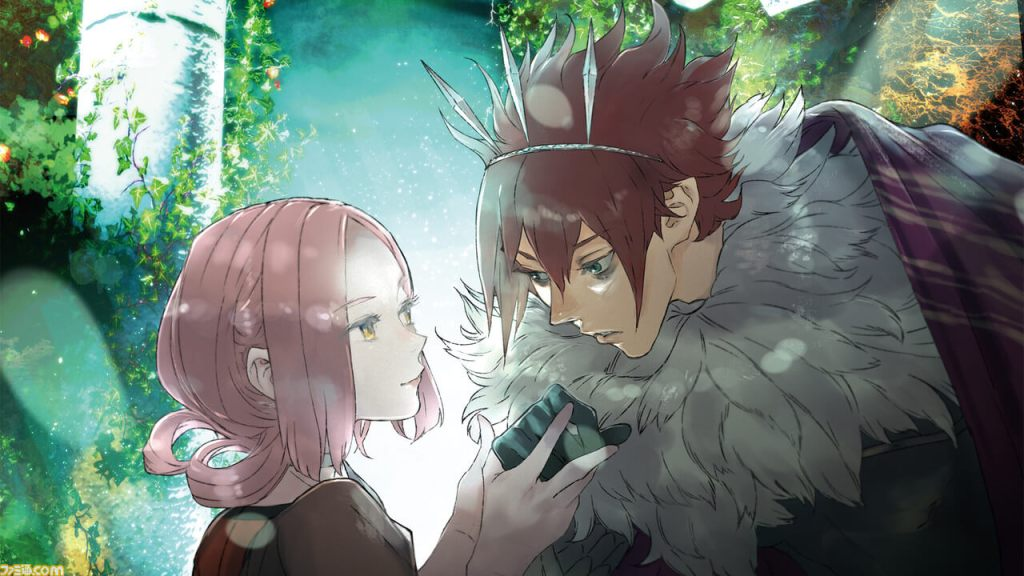 """Sui Ishida Teams Up with broccoli for Upcoming """"Jack Jeanne"""" Game"""