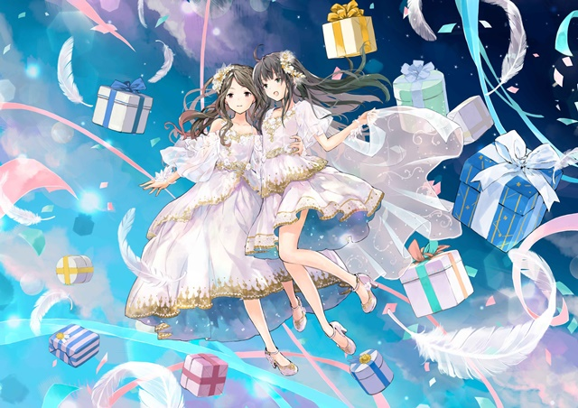 """""""ClariS"""" Go Unmasked at """"10th Anniversary Precious LIVE ~ Gift ~"""""""