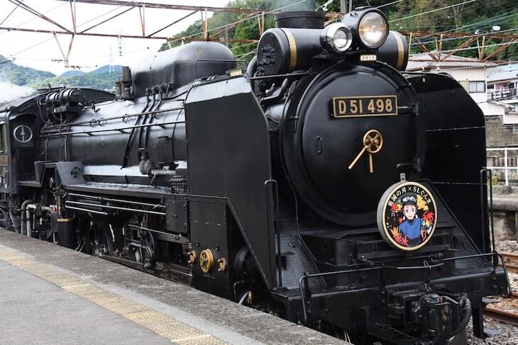 """Kimetsu no Yaiba The Movie: Mugen Train"" Holds Event with Steam Locomotive Gunma Yokokawa"