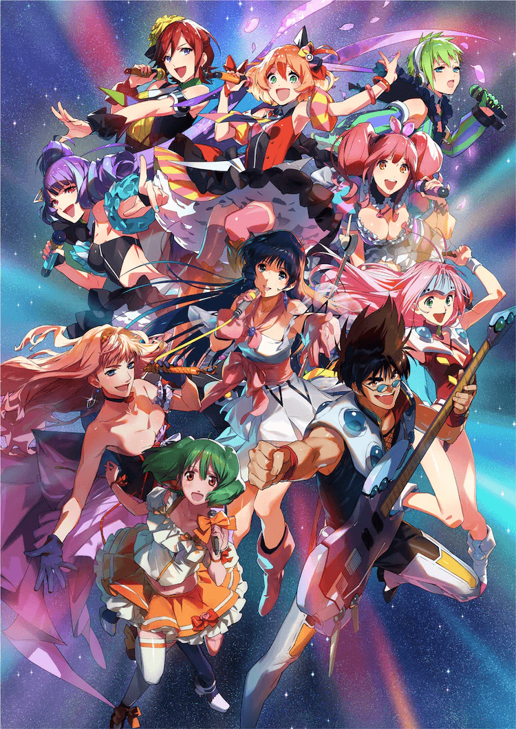 "All Songs from the ""Macross"" Universe Released on Online Music Platforms!"