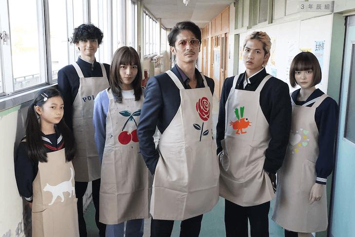 """Gokushufudou"" Spin-off ""3-nen Tatsu-Gumi Gokushufu-sensei"" Out on Hulu"