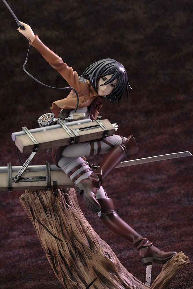 """It's an Attack on Your Wallet as Kotobukiya Re-releases """"Attack on Titan"""" ARTFX J Figures!"""