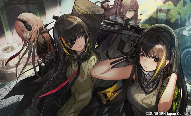 """Girls' Frontline"" — AKA ""Dolls' Frontline"", Gets TV Anime Adaptation"