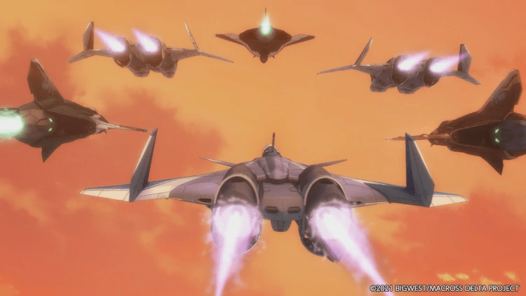 """Macross Δ The Movie Zettai LIVE!!!!!!"" Drops Teaser Vid with New (?!) Valkyrie"
