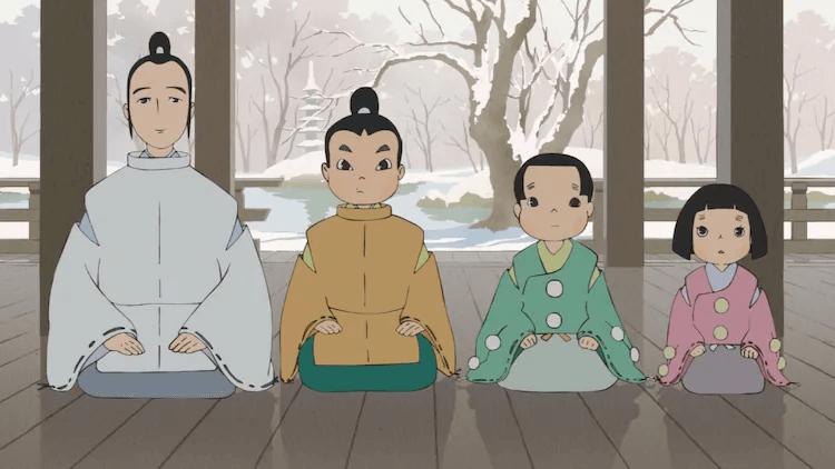 "Science SARU to Produce New Anime Adaptation of Japanese Epic ""Heike Monogatari"""