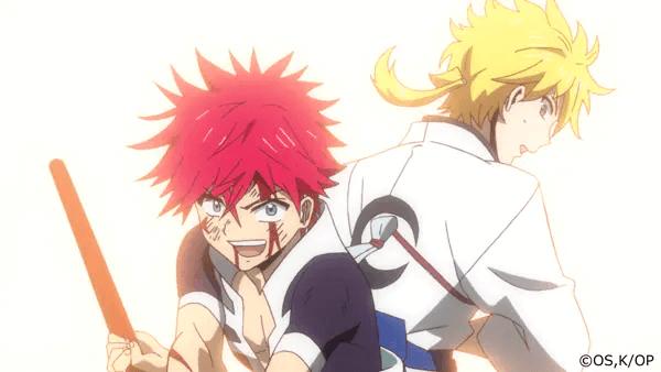 "January 2022 Premiere Eyed for TV Anime of  Shinobu Ohtaka's ""ORIENT"""