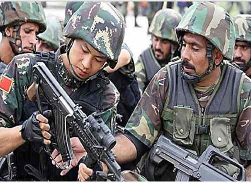 ভারত চীন যুদ্ধ