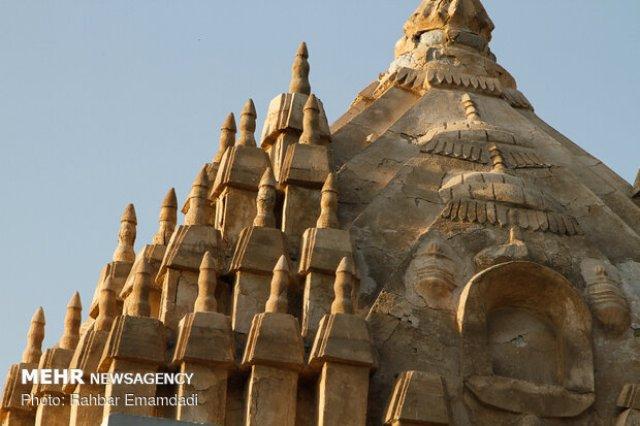 দক্ষিন ইরানে অবস্থিত হিন্দু মন্দির