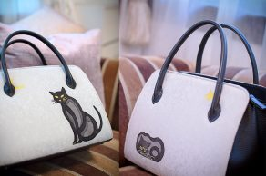 Bag:Black cat:Reference work