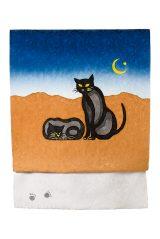 帯:黒猫(参考作品)