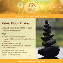 Specialist Monthly Workshop - Pelvic Floor