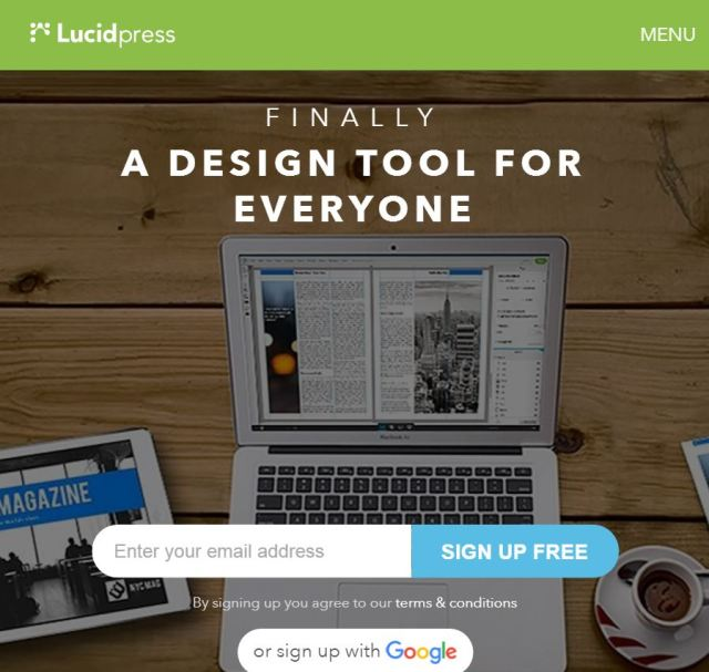 Lucidpress review by sojo creative digital design