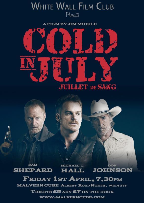 SoJo Designs Malvern Cold in July Poster