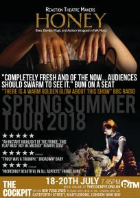 Honey 2018 Tour Poster