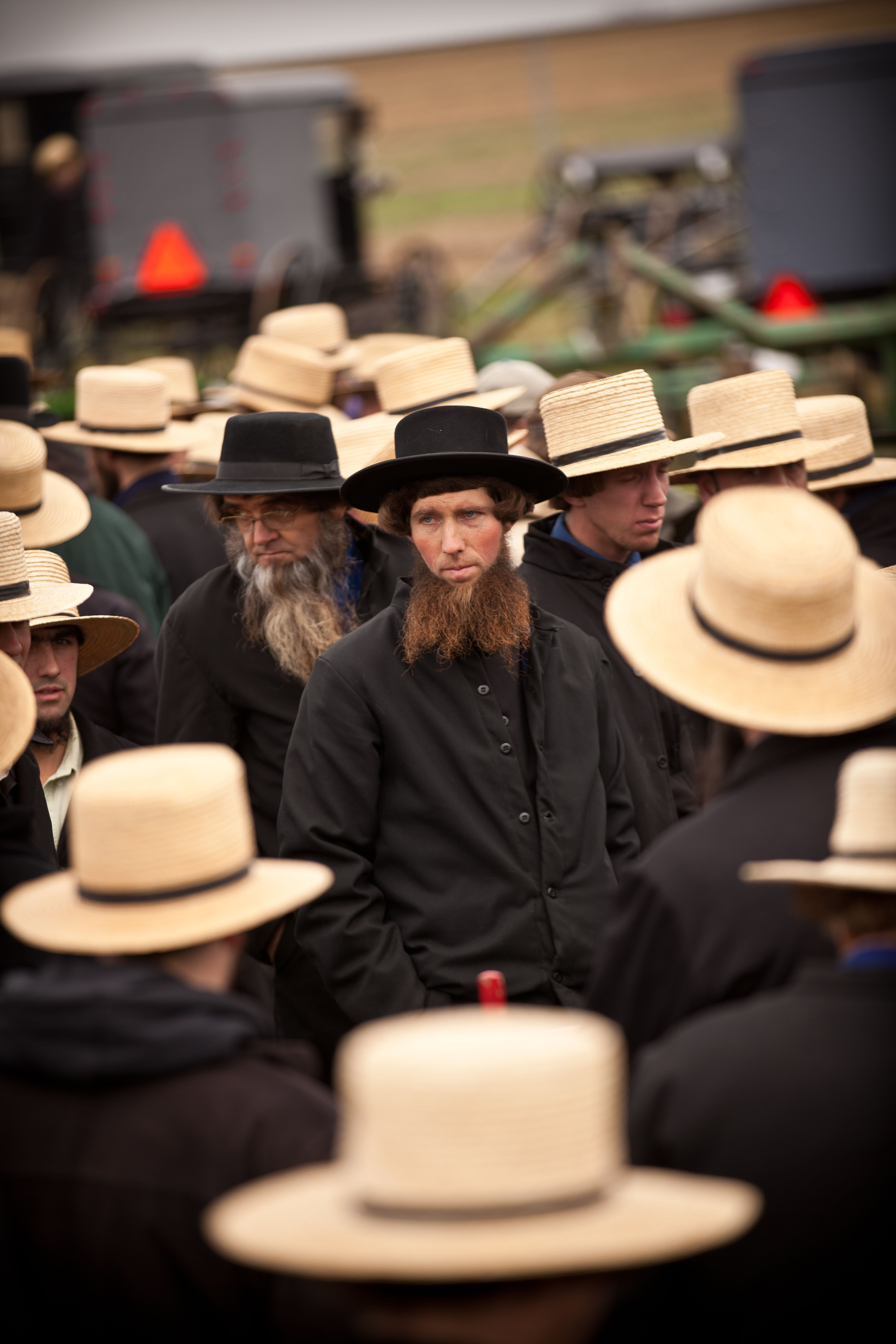 Amish Bishop Describes BeardCutting Attack  Sojourners