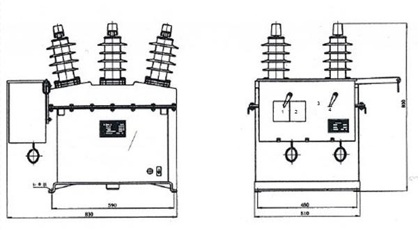 home electric circuit breaker