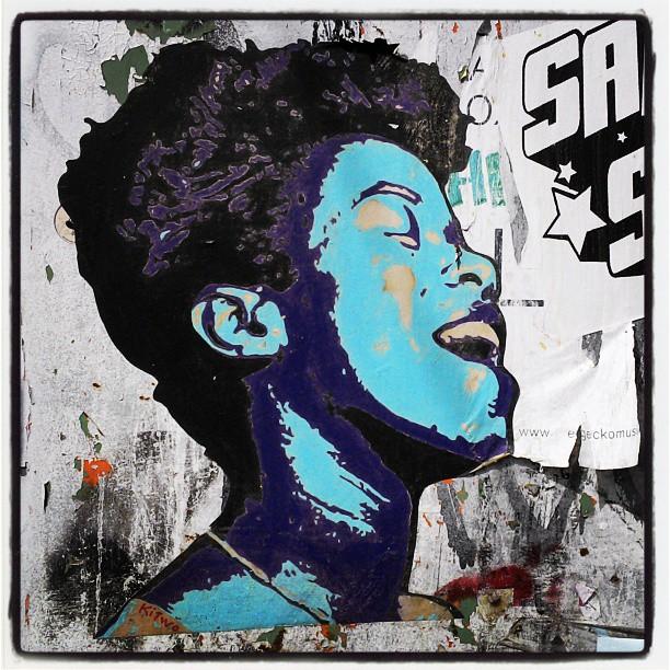Berlin Graffitis - from Instagram