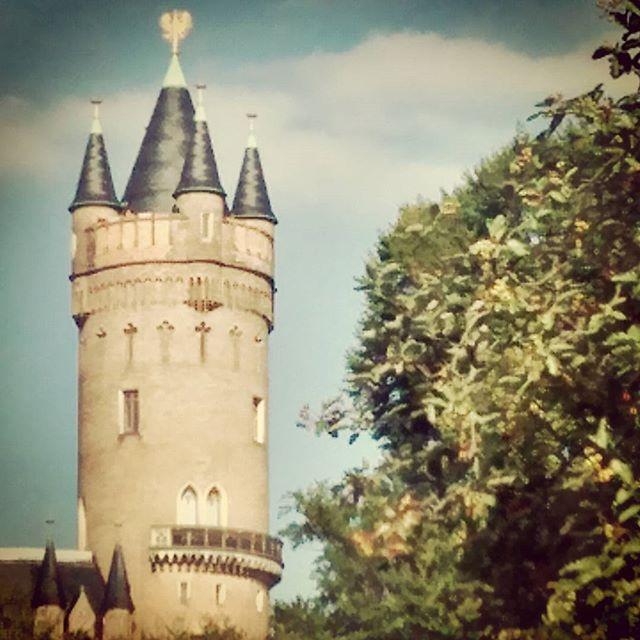 Schloss Babelsberg #Potsdam #Berlin - from Instagram