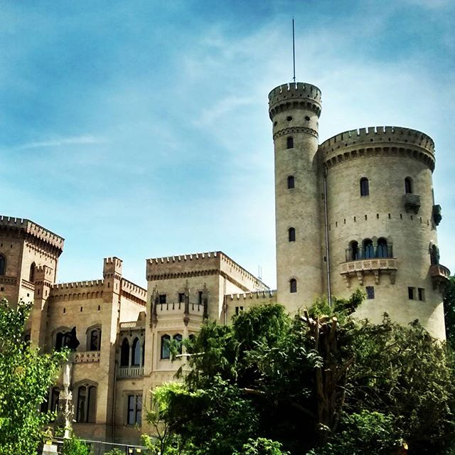Schloss Babelsberg - from Instagram