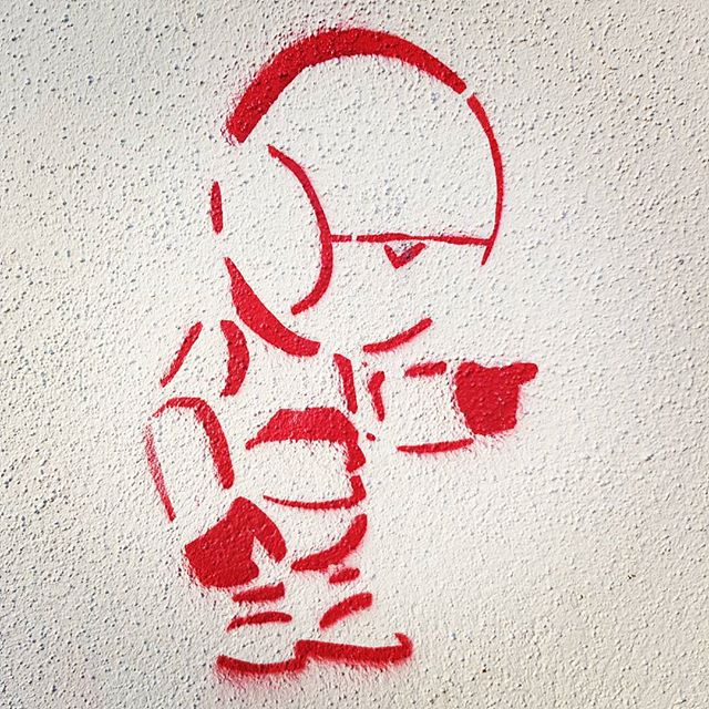 #streetart - from Instagram