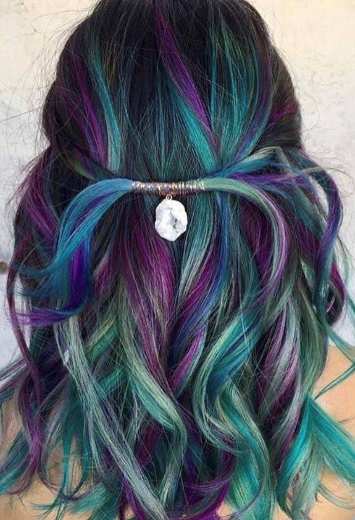 mermaid hair  Sojourn Beauty