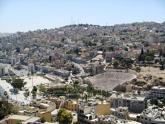 Amman turns . . . 100? (5/6)