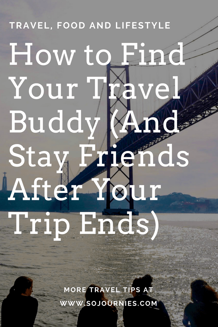 How to find a travel buddy
