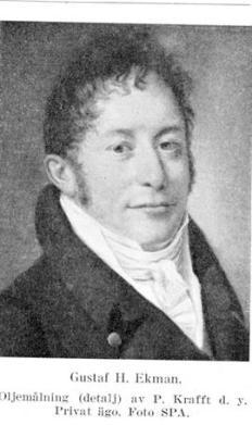 Gustaf Henric Ekman
