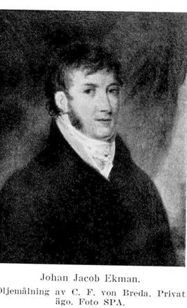 Johan Jacob Ekman