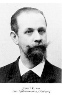 John E Olson